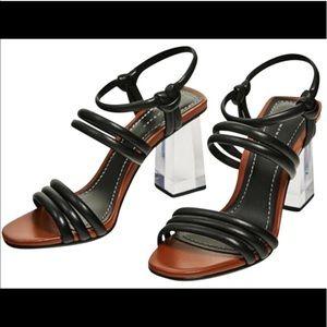Zara acrylic heels 🥀